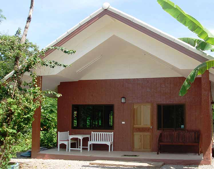 Why and How we built a house inThailand