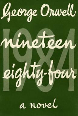 1984, George Orwell, 1949